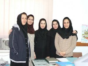 همکاران در دفتر انجمن