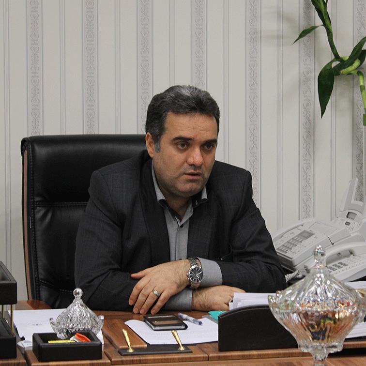 جناب دکتر محمدی معاون محترم غذا و دارو دانشگاه علوم پزشکی گیلان