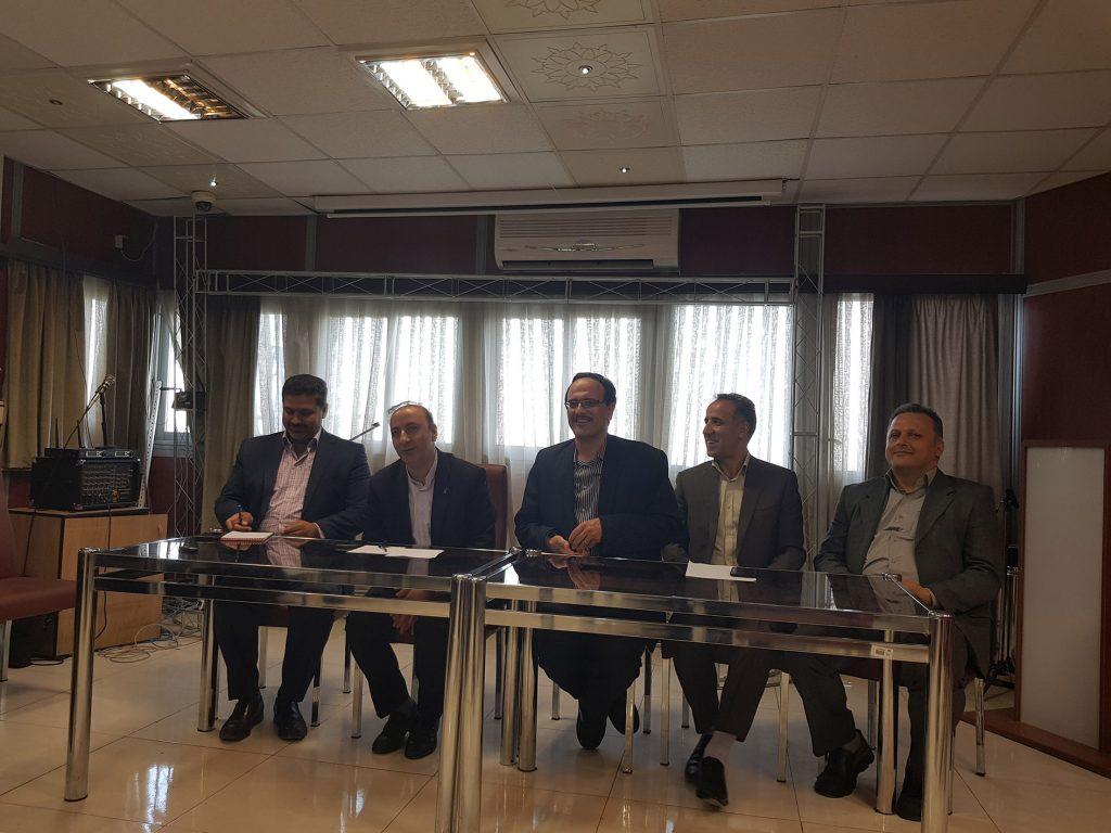 جلسه تیر ماه نمایندگان مسوولین فنی کشور در سازمان